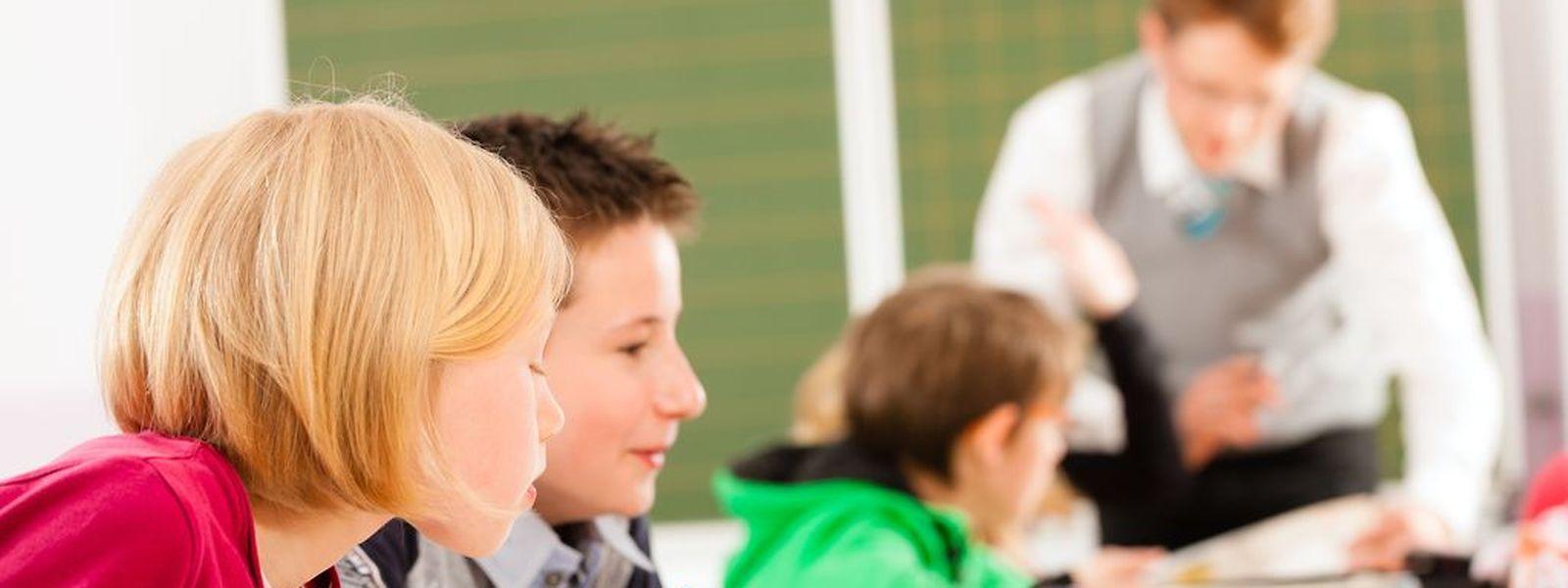 Mit dem neuen Stundenplan wird die Grundschule zu einer Tagesstätte umgewandelt, sagt SEW-Präsident Patrick Arendt.