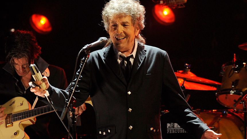 Bob Dylan will be touring Europe in 2017