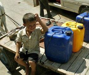 L'eau pour tous - Focus : Proche-Orient