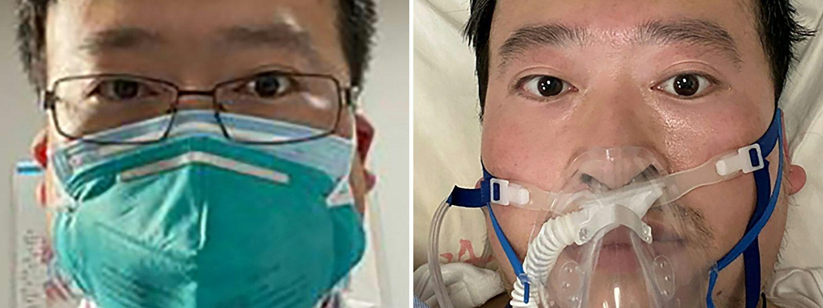 Der Whistleblower-Arzt Dr. Li Wenliang ist am Coronavirus gestorben.