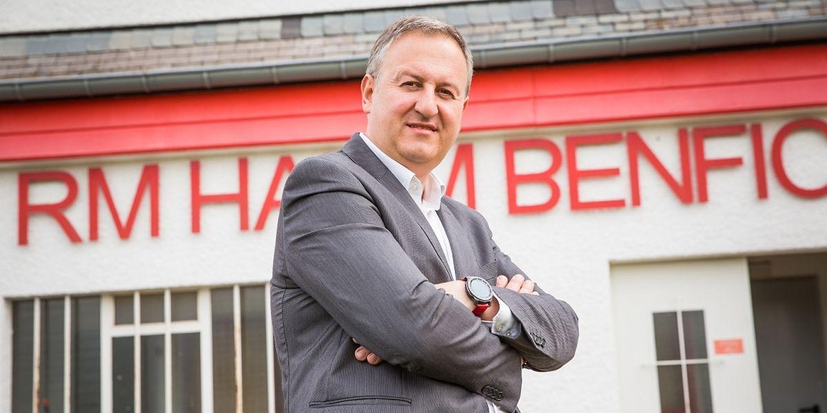 Paulo Lopes é o novo presidente do RM Hamm Benfica