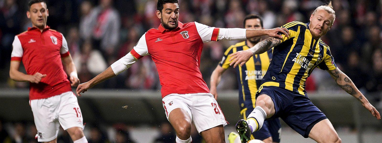 Os arsenalistas querem voltar a brilhar na Liga Europa