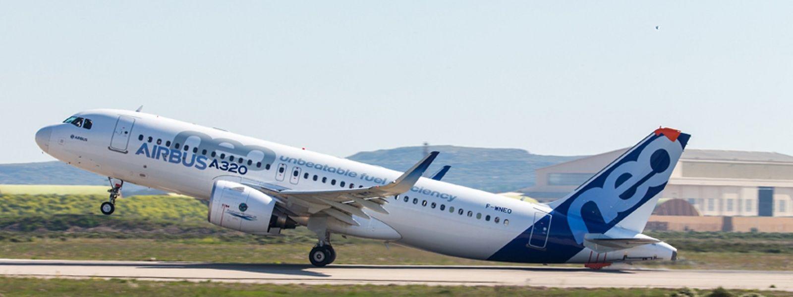 Wann der A320neo richtig durchstarten kann, ist ungewiss.