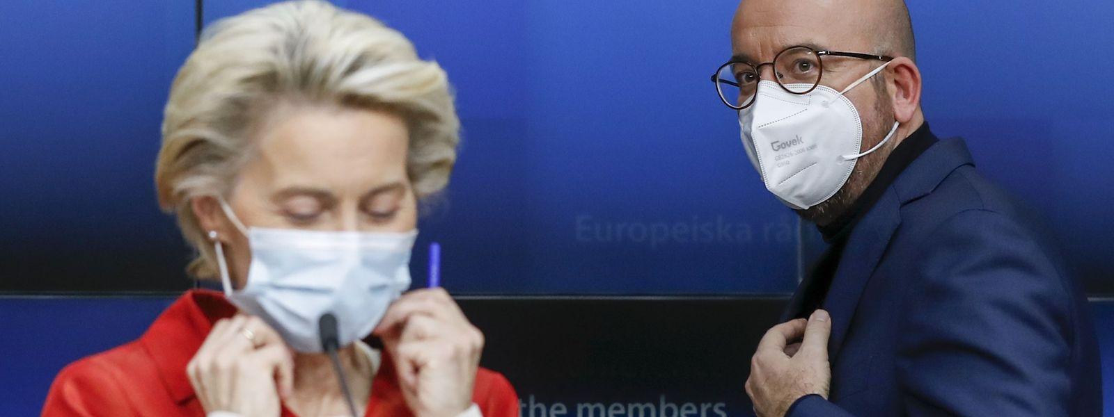 Die zwei Präsidenten der EU verkörpern zwei grundverschiedene Visionen der Union.