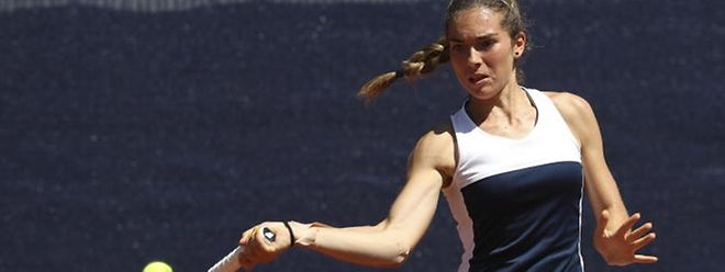 Eléonora Molinaro a franchi sans encombre le cap du premier tour au tournoi ITF d'Antalya (15.000 dollars)