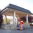 Er müsste für das Projekt weichen: Der Kiosk an der Place Grande-Duchesse Charlotte