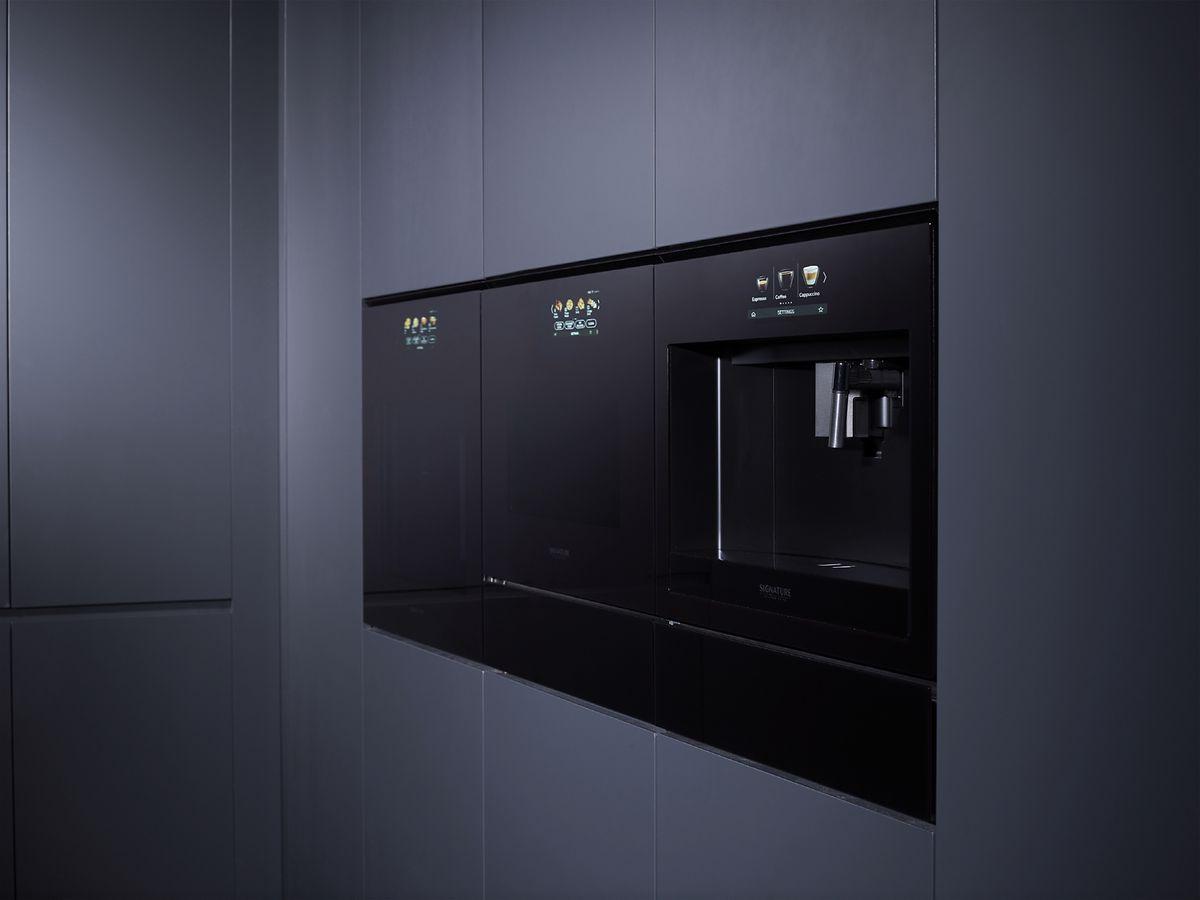 """LG steigt mit """"Signature KitchenSuite"""" in das Segment der Einbaugeräte ein."""