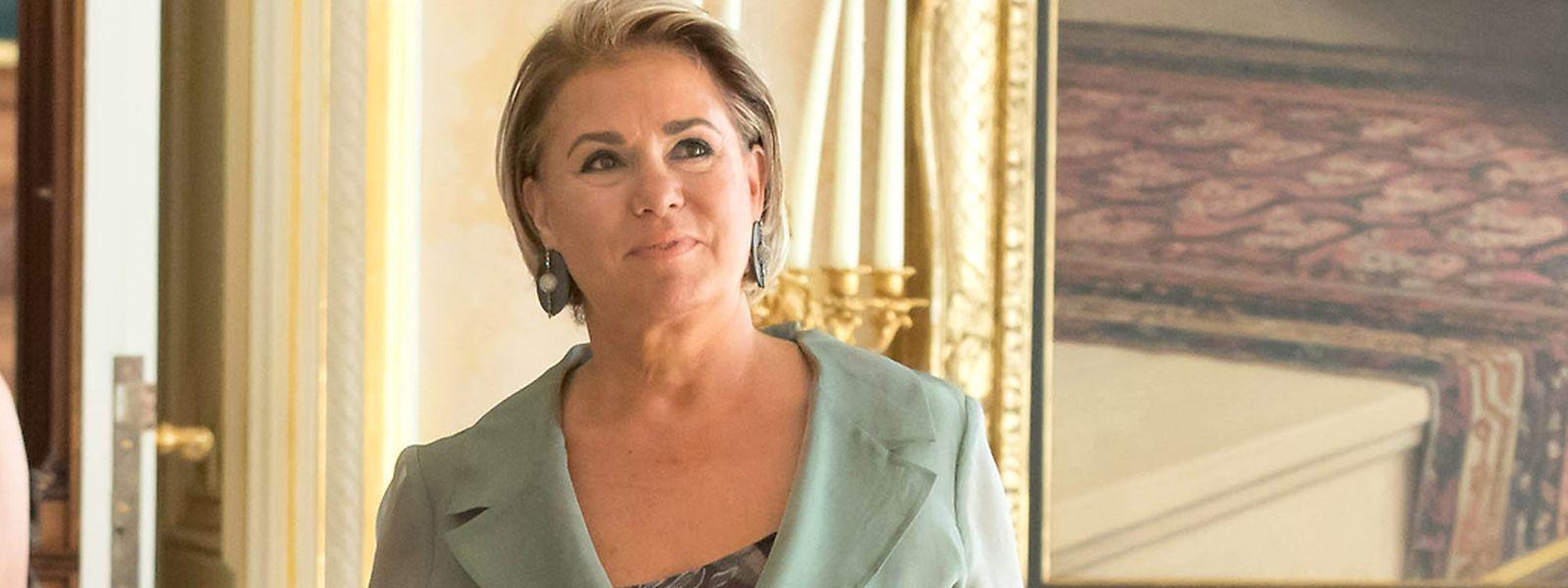 Grã-Duquesa Maria Teresa está na origem do fórum internacional nos próximos dias 26 e 27 de março.