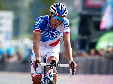 Thibaut Pinot a décroché son premier succès sur le Giro.