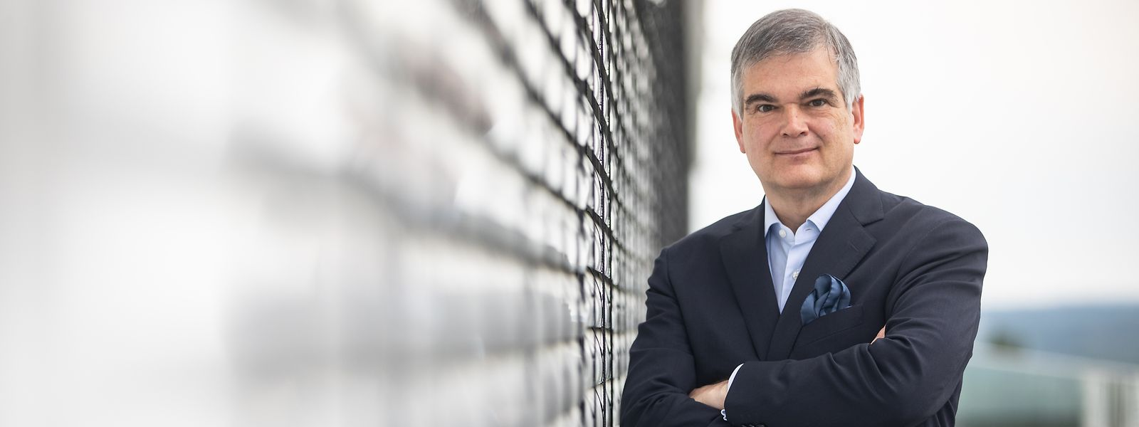Selon Claude Marx, directeur de la CSSF, aucun «signe d'alerte d'une crise financière» n'est en vue pour l'heure.