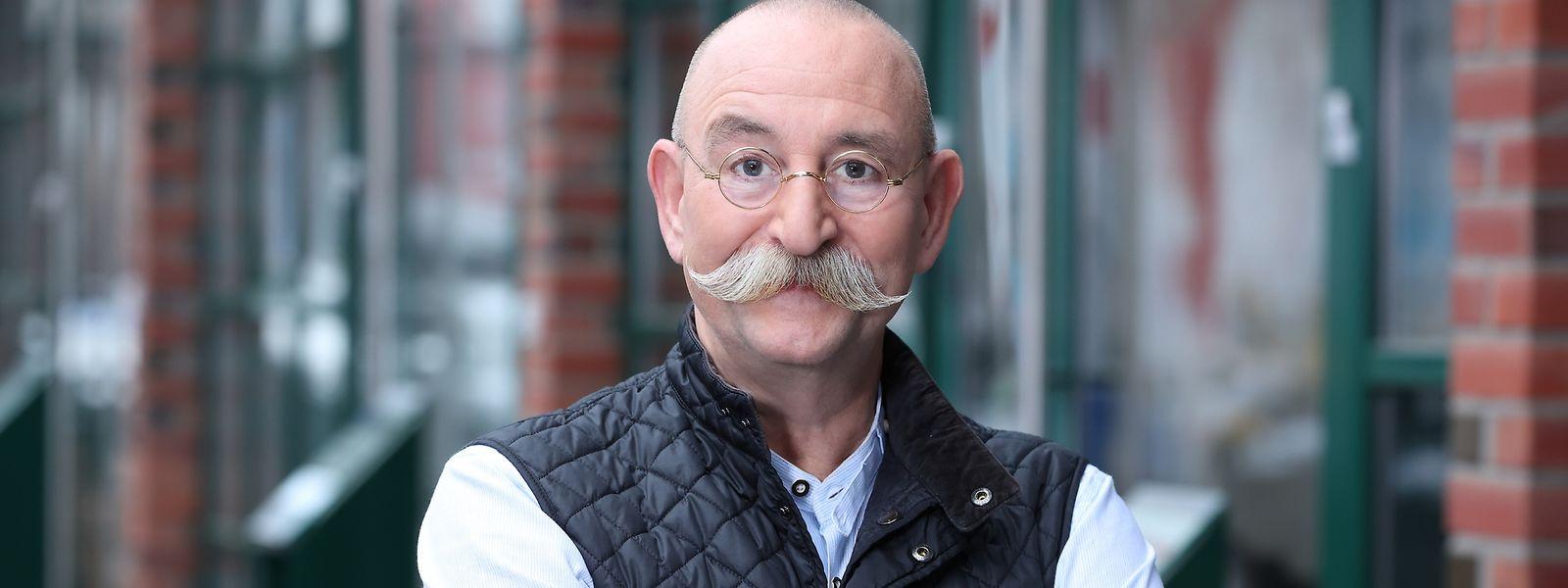 Moderator, Autor und ehemaliger TV-Koch: Horst Lichter.