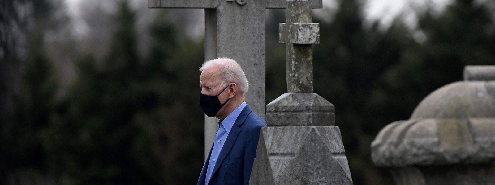 US-Präsident Joe Biden ist bekennender Katholik.