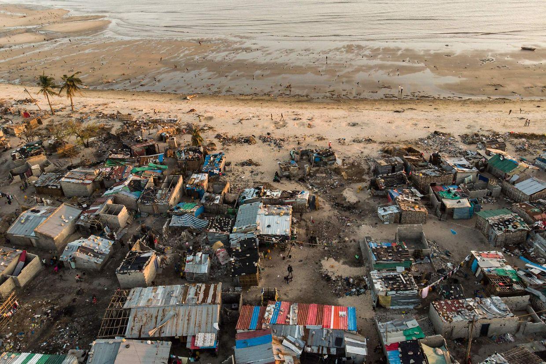 """Die Welthungerhilfe warnt angesichts der angespannten Ernährungslage bereits vor einer """"Katastrophe nach der Katastrophe""""."""