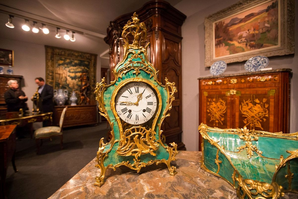 Du 29 Au 1er Fevrier Antiques And Art Fair Comment Etre Un Bon