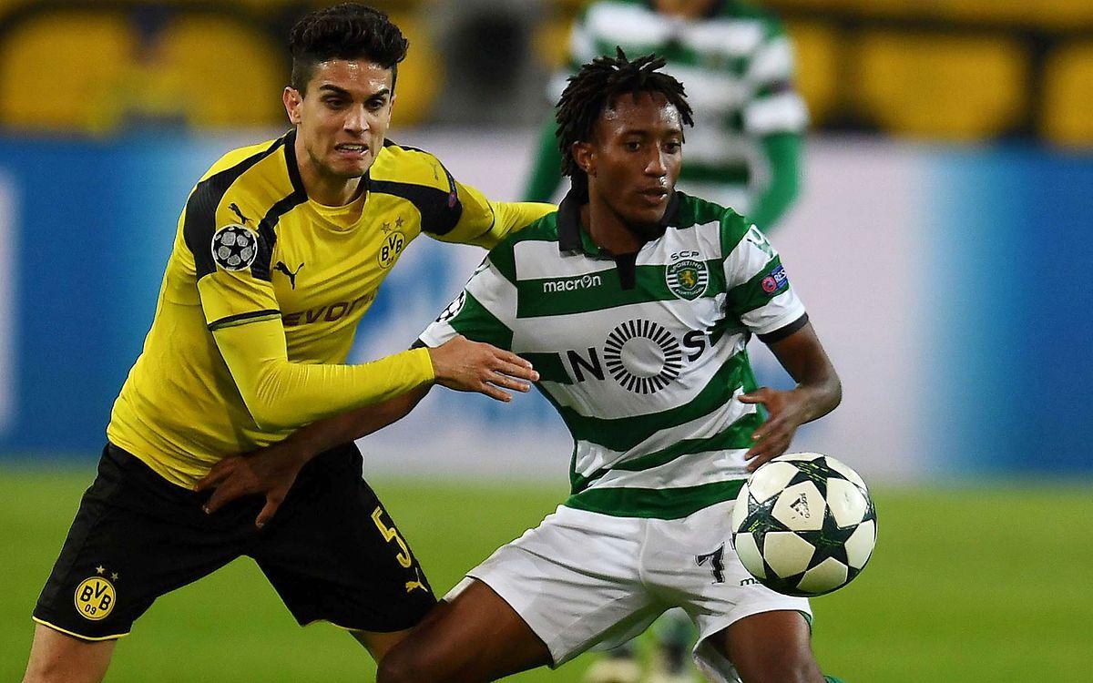 Uma derrota que deixa o Sporting praticamente afastado dos 'oitavos' da Champions