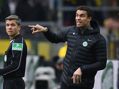 Valérien Ismaël ist nicht länger Trainer des VfL Wolfsburg.