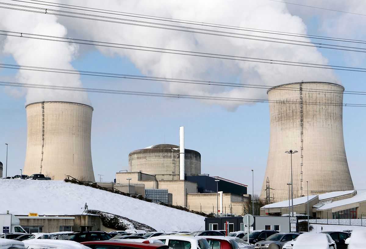 Nuclear plant in Cattenom Photo: Guy Jallay