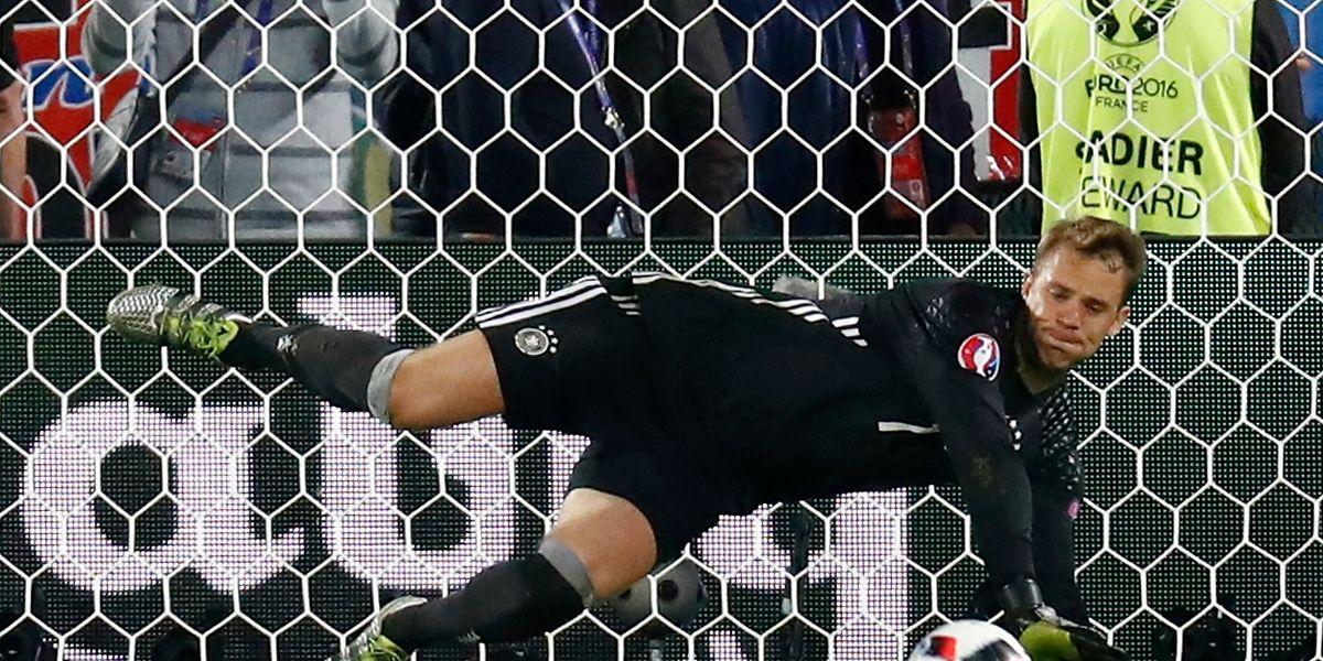 Deutschland setzt erneut auf die starken Reflexe von Manuel Neuer.