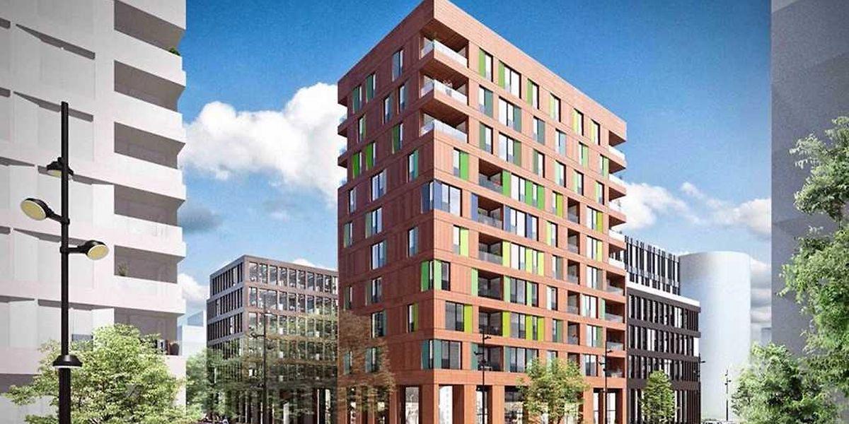 In 12 bis 18 Monaten soll Baubeginn dieses Gebäudes sein. Verläuft alles nach Plan, dürfte die Fertigstellung für 2020 erfolgen.
