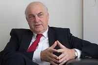 POL- Europa Wahlen, DP, Interview Charles Goerens, Foto: Chris Karaba/Luxembourger Wort