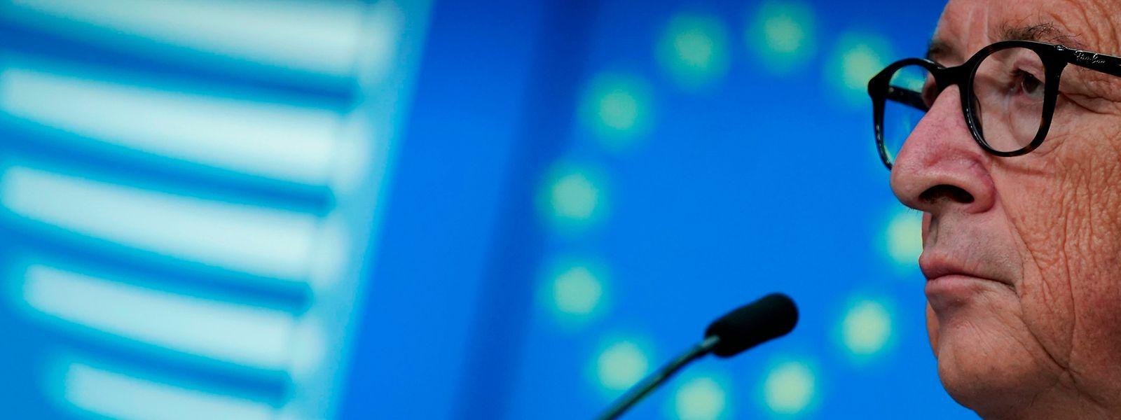 Die Nachfolge von Jean-Claude Juncker an der Spitze der EU-Kommission war einer der Streitpunkte in Brüssel.