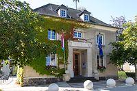 8.9. Gemeindeillustrationen / Gemeinde Boulaide / Gemeindehaus / Mairie Foto:Guy Jallay