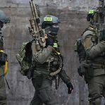 Ataque terrorista simulado na Rockhal