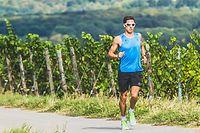 Eric Wagner - Road to Kona / Triathlon Luxemburg, Training Ironman Hawaii Kona / 10.10.2018 / Eric Wagner / Foto: Yann Hellers