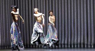 """The dancers in """"Dragons"""" are precision co-ordinated and energetic"""