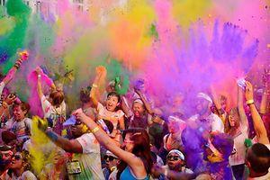 A corrida das cores, em Echternach, é uma das nossas propostas para este fim-de-semana