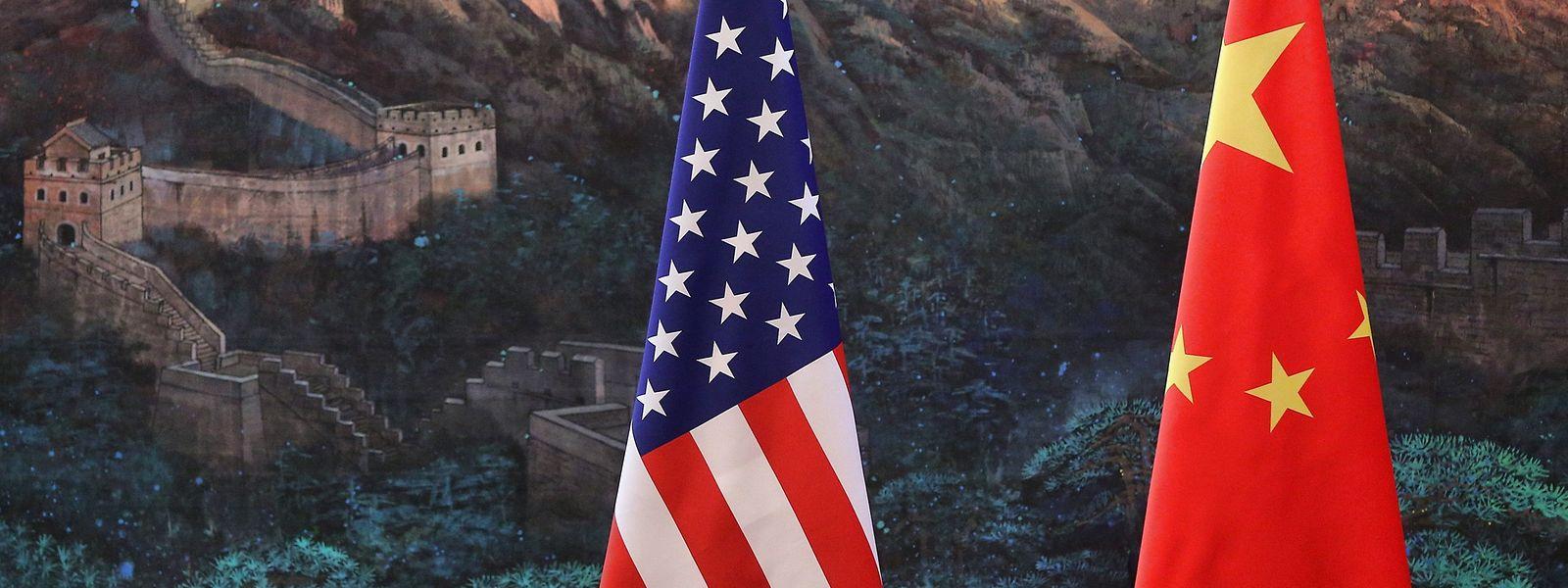 Nach neuen US-Strafzöllen soll China weitere Handelsgespräche mit den USA vorerst abgeblasen haben.