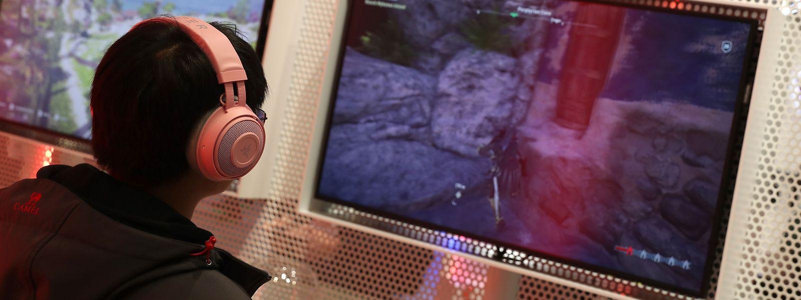 Auf der GDC Game Entwicklerkonferenz in San Francisco kann man Stadia dieser Tage testen.