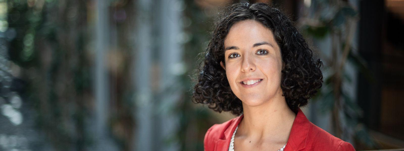 Manon Aubry wollte nie Politikerin werden. Nun ist sie das Gesicht der Linken auf EU-Ebene.