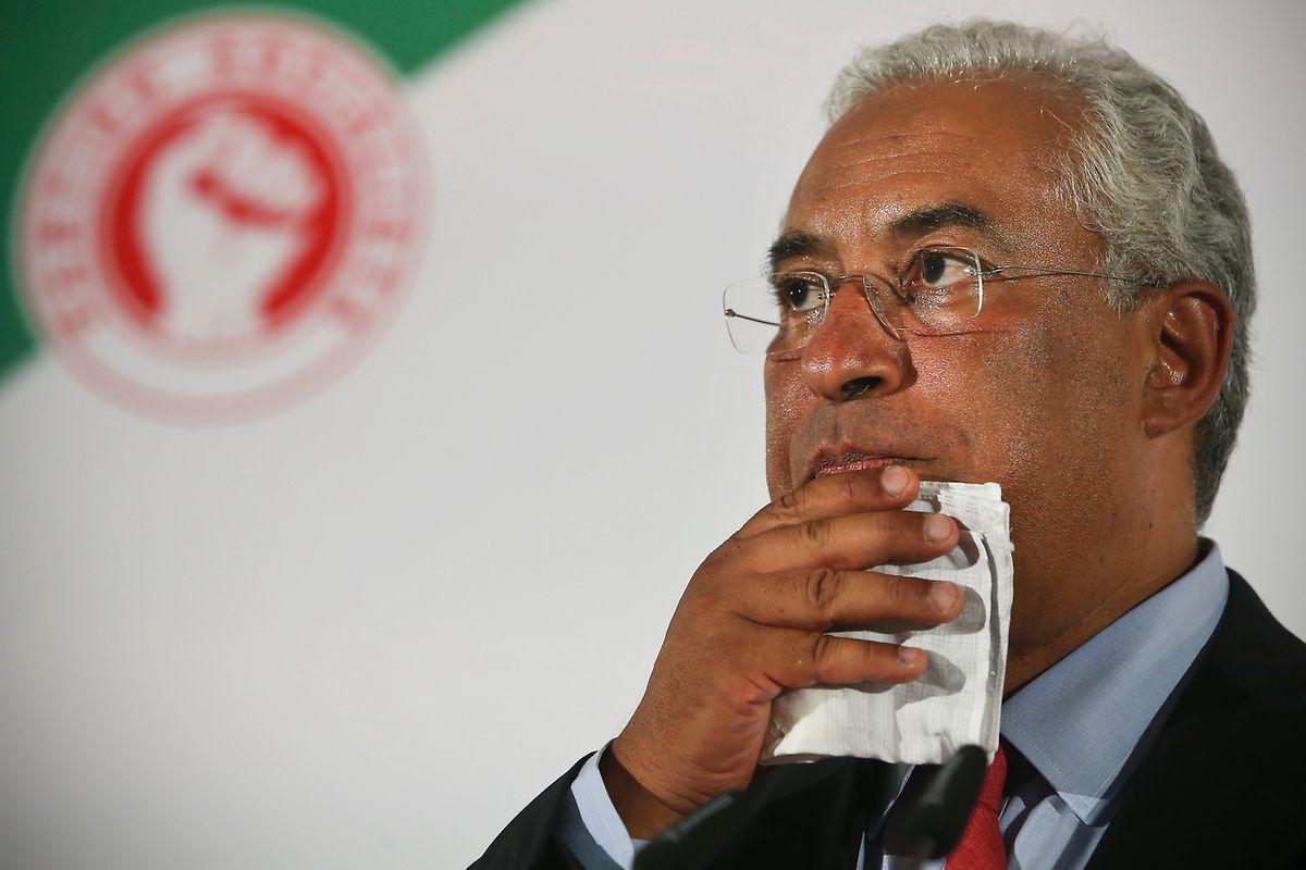 António Costa não se demite