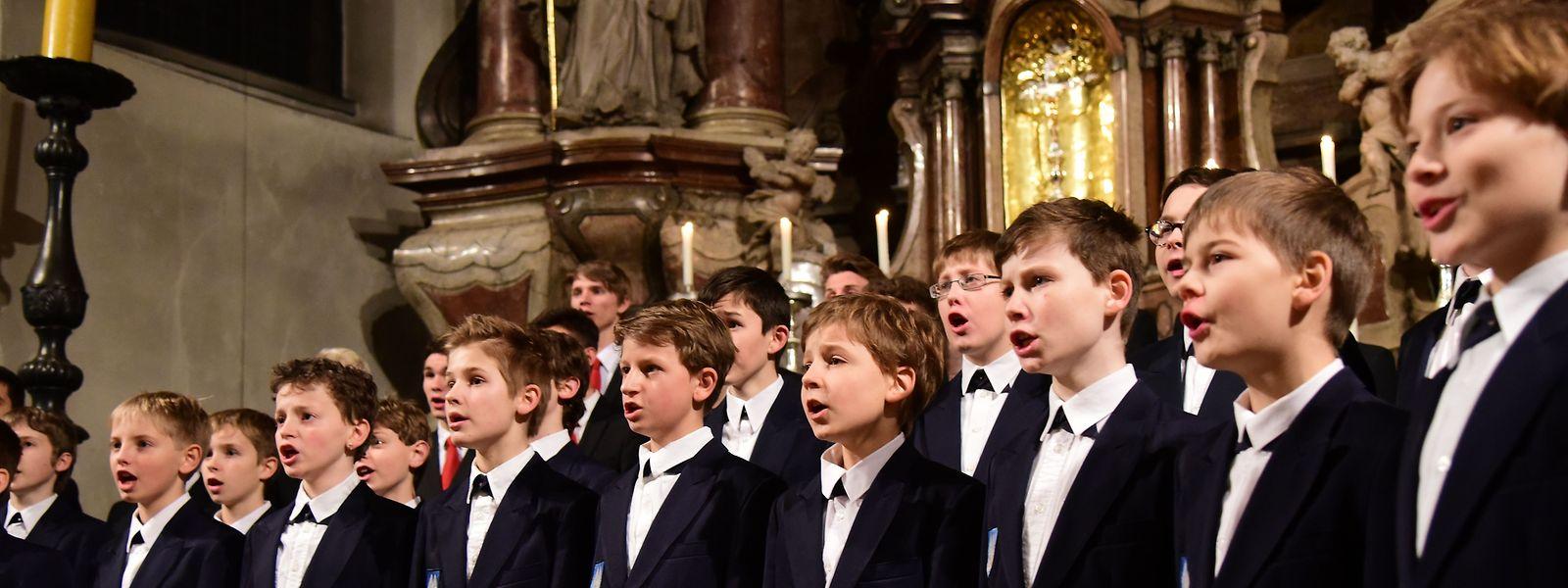 Knaben - und zwar: nur Knaben - singen im Knabenchor. Mädchen nicht. Das beschloss jetzt das Verwaltungsgericht in Berlin.