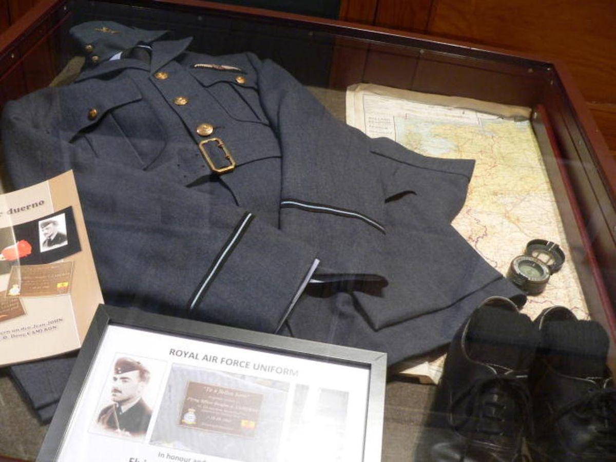 Inside the National Museum of Military History in Diekirch Photo: John Lamberty
