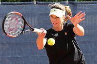 Sport,  Mandy Minella und Eléonora Molinaro spielen wieder Tennis nach Corona-Verbot, foto: Chris Karaba/Luxemburger Wort