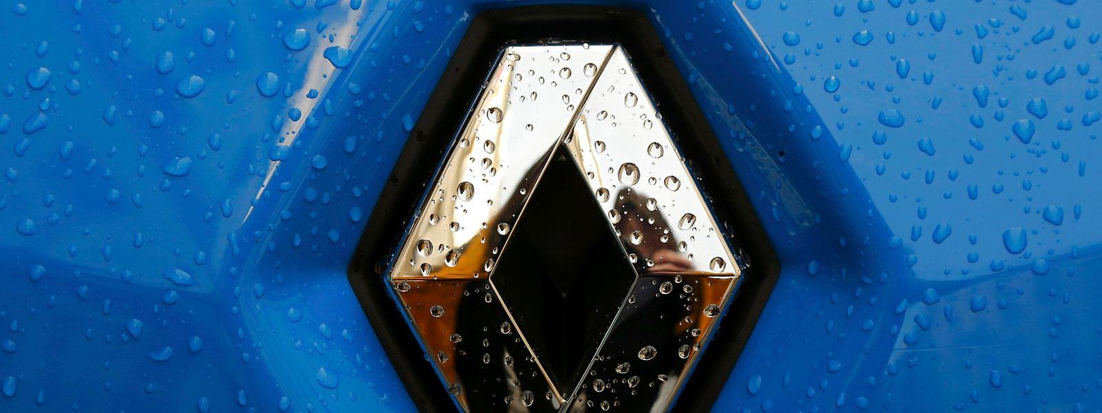 Renault war am Donnerstag im Visier der Ermittler.