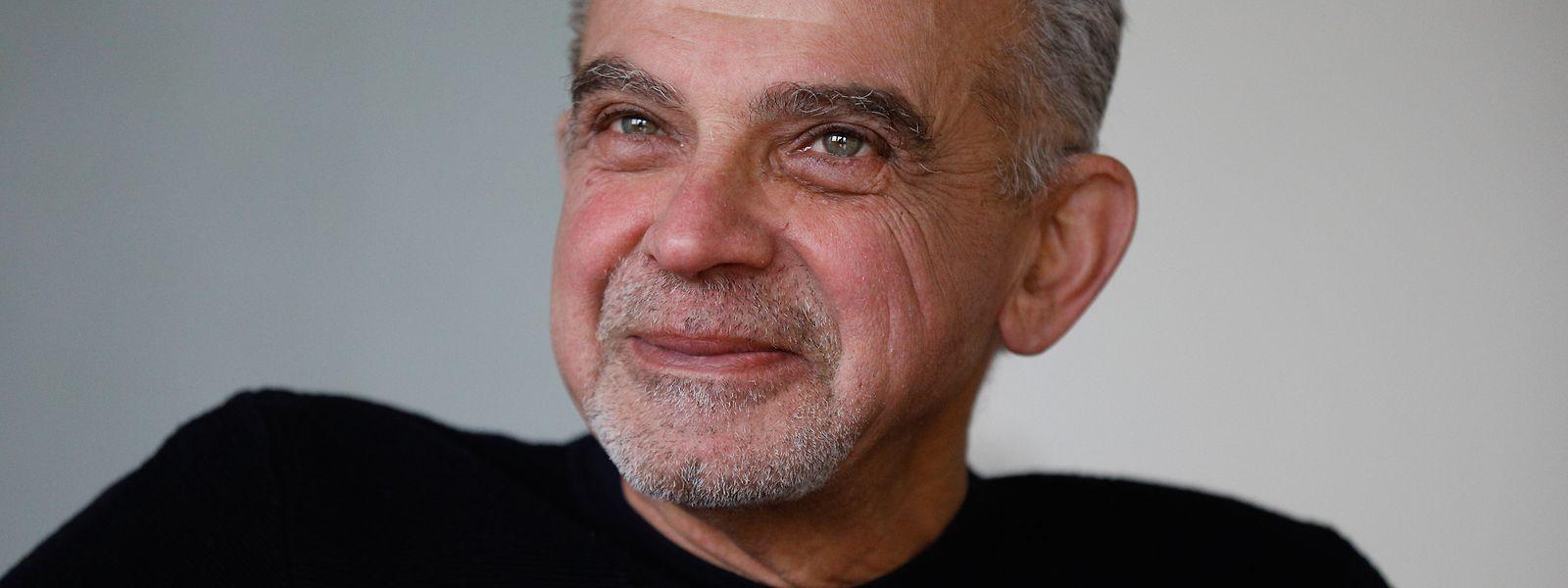 Fari Khabirpour ist Psychologe und Psychotherapeut.