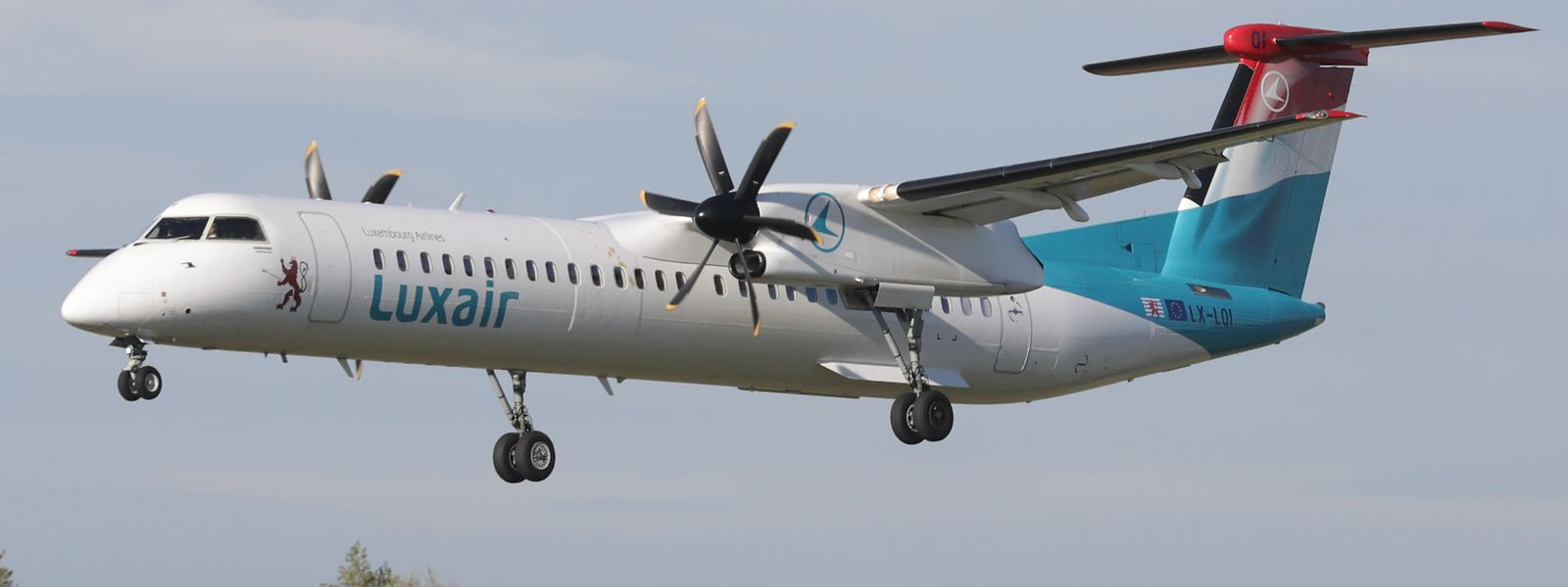 Au total, Luxair Airlines aura transporté plus de 1,4 million de passagers en 2019.