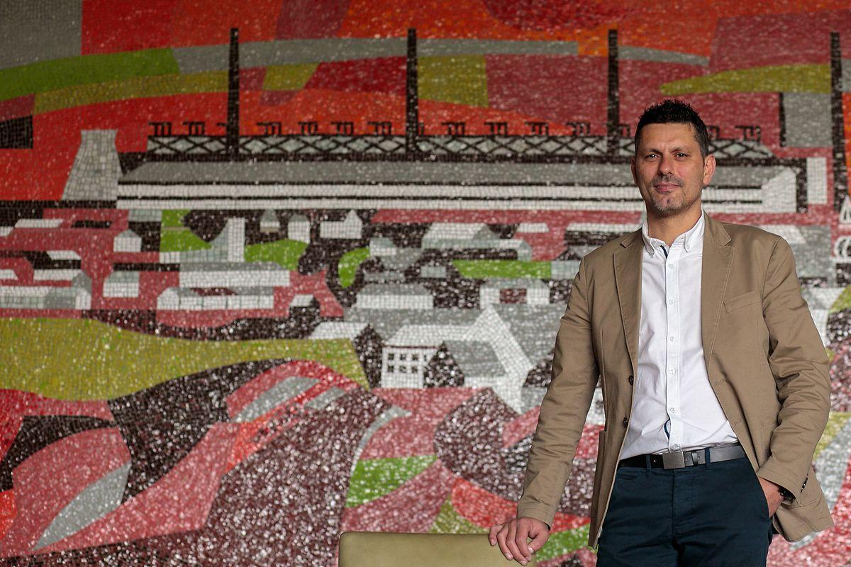 O conselheiro municipal Paulo Aguiar.