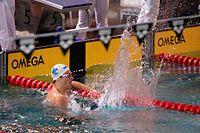 Max Mannes / Schwimmen, Wintermeisterschaften 25m Becken / 16.11.2019 / Aquasud, Oberkorn / Foto: Christian Kemp