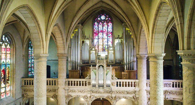 Kathedrale - Luxemburg - Drohnenaufnahmen - Drohne -  Photo : Pierre Matgé