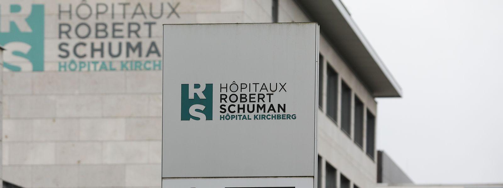 Nach dem CHL ist nun auch die Klinik in Kirchberg von einem Corona-Ausbruch betroffen.