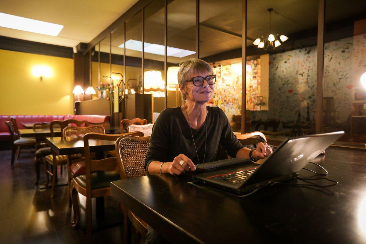 Marianne Donven: «Parfois le travail permet de régulariser des gens».