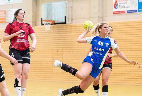 Diekirchs Frauen sind Handballmeister