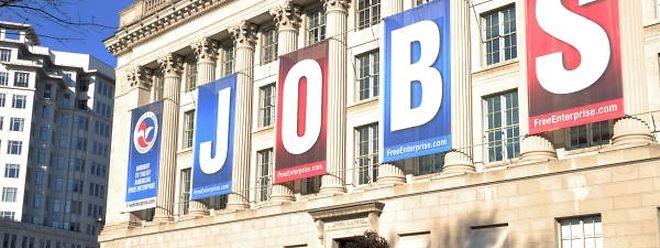 O desemprego caiu para 5,8% em Janeiro no Luxemburgo