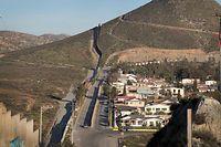 """Der Streit um die Grenzmauer hatte zum bislang längsten Regierungs-""""Shutdown"""" in der Geschichte der USA geführt."""