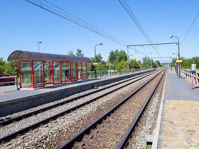 Am Dienstag werden in Belgien wohl erneut viele Bahnsteige verwaist sein.