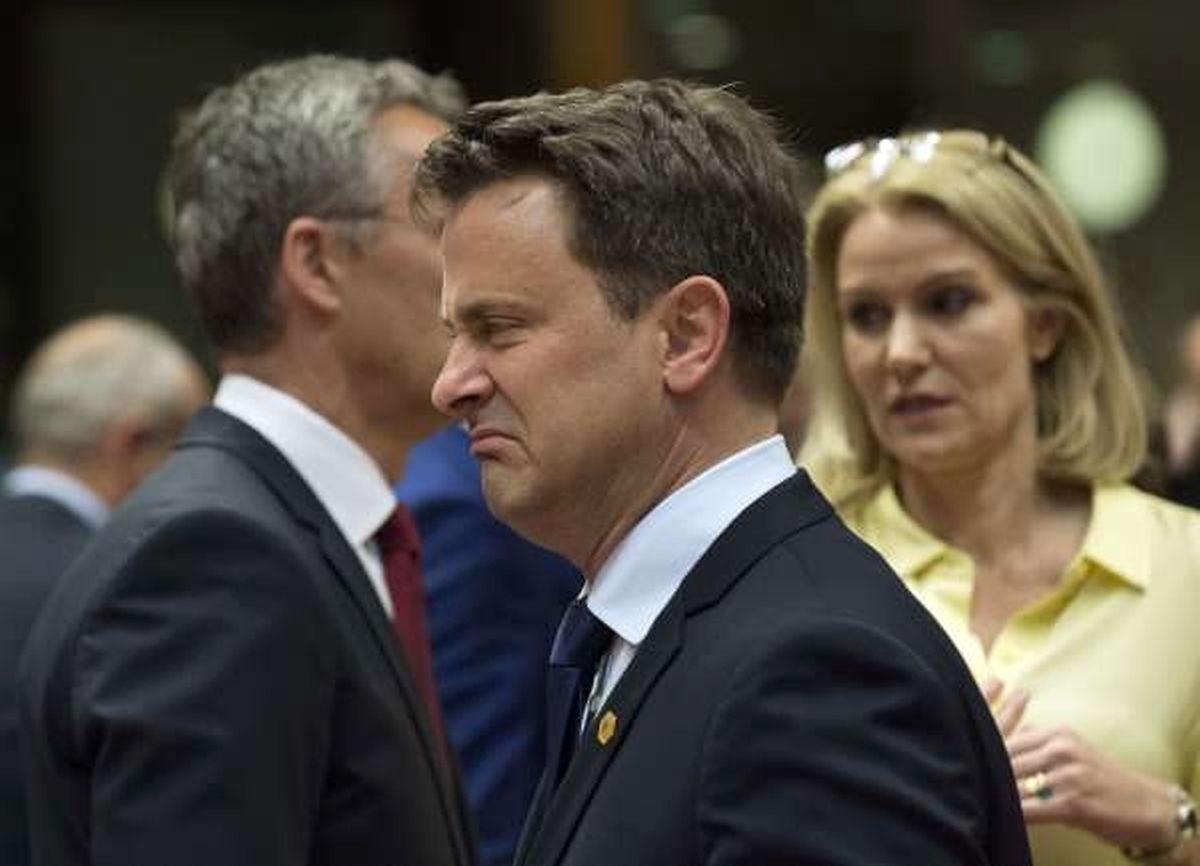 Xavier Bettel não gostou de a crise grega lhe ter caído nos braços no início da presidência luxemburguesa da UE